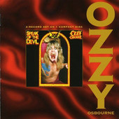 Ozzy Osbourne - Speak Of The Devil (Edice 1995)