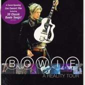 David Bowie - A Reality Tour/DVD