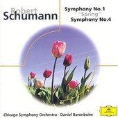 Robert Schumann - Symphonies Nos 1 & 4