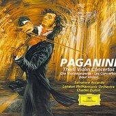 Paganini, Nicolò - PAGANINI Die Violinkonzerte Accardo