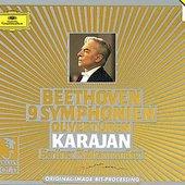 Beethoven, Ludwig van - BEETHOVEN 9 Symphonien 1982-1985 Karajan