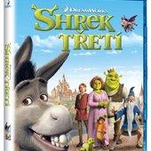 Film/nezařazeno - Shrek Třetí/BRD