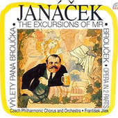 Leoš Janáček - Výlety Pana Broučka /Excursions Of Mr. Brouček/2CD