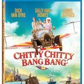 Film/Rodinný - Chitty Chitty Bang Bang/BRD