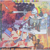 Mr. Lee 'Scratch' Perry And The Upsetters - Battle Of Armagideon (Millionaire Liquidator) /Edice 2020, 180 gr. Vinyl