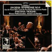 Antonín Dvořák, Bedřich Smetana - Dvořák - Symphonie Nr. 9, Symfonie č. 9 / Smetana - Die Moldau, Vltava (1993)