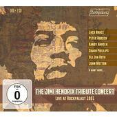 Jimi Hendrix =Tribute= - Jimi Hendrix Concert: Live At Rockpalast 1991 (2CD+DVD, 2019)
