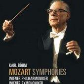 Mozart, Wolfgang Amadeus - MOZART Symphonies Böhm  DVD-VIDEO