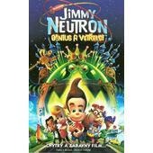 Film/Animovaný - Jimmy Neutron: Génius a vetřelci (Videokazeta)
