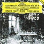 Rachmaninov, Sergei Vassilievich - RACHMANINOV Klavierkonz. 2 & 3 Zilberstein
