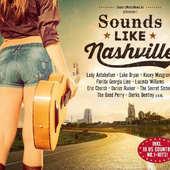 Various Artists - Sounds Like Nashville/3CD (2015)