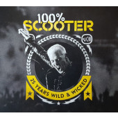 Scooter - 100% Scooter (25 Years Wild & Wicked) (Limited Edition 2017)