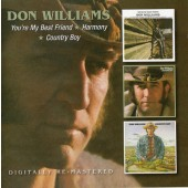 Don Williams - You're My Best Friend / Harmony / Country Boy (Edice 2013)
