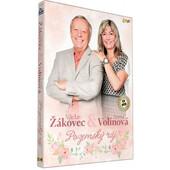 Václav Žákovec a Anna Volínová - Pozemský ráj (CD+DVD, 2019)