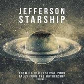 Jefferson Starship - Tales From The Mothership Volume 1 (Edice 2016) - Vinyl