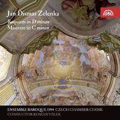 Jan Dismas Zelenka - Requiem in D minor/Miserere in C minor