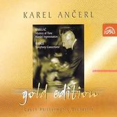 Jan Hanuš/Miloslav Kabeláč/Karel Ančerl - Mystery Of Time, Hamlet Improvisation/Symphony Concertante