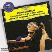 Berliner Philharmoniker - HONEGGER Symphonies No. 2 + 3 / Karajan