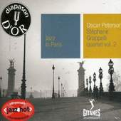 Oscar Peterson - Stephane Grappelli Quartet Vol 2: Jazz In Paris