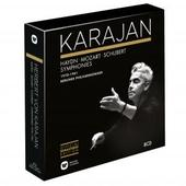 Herbert von Karajan - Collection/Haydn,Mozart,Schubert-Symphonies