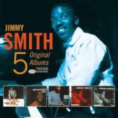 Jimmy Smith - 5 Original Albums (5CD, 2018)