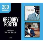 "Gregory Porter - Liquid Spirit / Nat ""King"" Cole & Me (2CD, Edice 2020)"