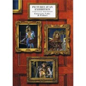 Emerson, Lake & Palmer - Pictures At An Exhibition Special Edition (DVD, Edice 2010)