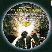 Debussy, Claude - DEBUSSY Pelléas et Mélisande Abbado
