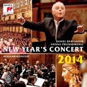 Vídenští Filharmonici - Novoroční Koncert 2014