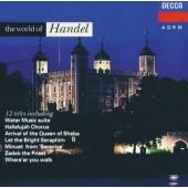 SVET HAENDELA - The World of Handel - Sutherland, Malcolm