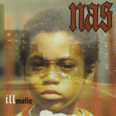Nas - Illmatic/LP (1994)