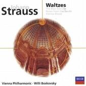Wiener Philharmoniker - Strauss II, J.: Waltzes - Wiener Philharmoniker, B
