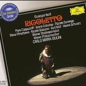Verdi, Giuseppe - VERDI Rigoletto / Cappuccilli, Domingo, Giulini