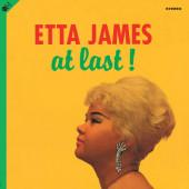 Etta James - At Last! (LP+CD, Edice 2020)
