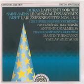 Bizet/Dukas/Saint-Saens - LArlesienne/lApprenti Sorcie