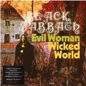 "Black Sabbath - Evil Woman / Wicked World + Paranoid / The Wizard (Single, RSD 2020) - 7"" Vinyl"
