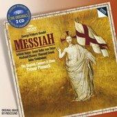 Handel, Georg Friedrich - HANDEL Messiah / Pinnock