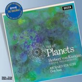 Holst, Gustav - Holst The Planets Karajan