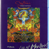 Santana - Live at Montreux 2004/Hymns for Peace BLU-RAY DISC