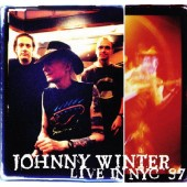 Johnny Winter - Live In NYC '97 (1998)