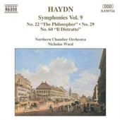 Joseph Haydn - Symphonies Vol. 9