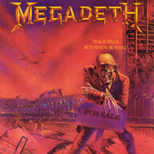 Megadeth - Peace Sells ... But Who's Buying? - 180 gr. Vinyl