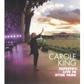 Carole King - Tapestry: Live In Hyde Park (CD+Blu-ray, 2017)