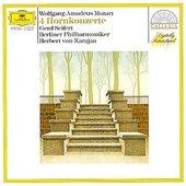 Mozart, Wolfgang Amadeus - MOZART Hornkonzerte Seifert/Karajan