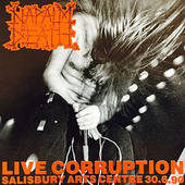 Napalm Death - Live Corruption (Edice 1992) - Vinyl