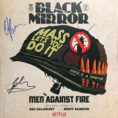 Soundtrack / Geoff Barrow & Ben Salisbury - Black Mirror: Men Against Fire / Černé Zrcadlo (Limited Edition, 2017) – Vinyl
