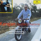Antonín Dvořák, Bedřich Smetana / Herbert Von Karajan - Symfonie Č. 8 & 9, Vltava, Vyšehrad (Edice 2003)