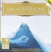 Strauss, Richard - R. STRAUSS Alpensinfonie Karajan