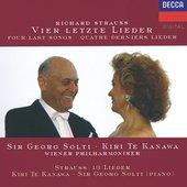 Strauss, Richard - Richard Strauss Vier letzte Lieder Kiri Te Kanawa