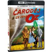 Film/Pohádka - Čaroděj ze země Oz (2Blu-ray UHD+BD)